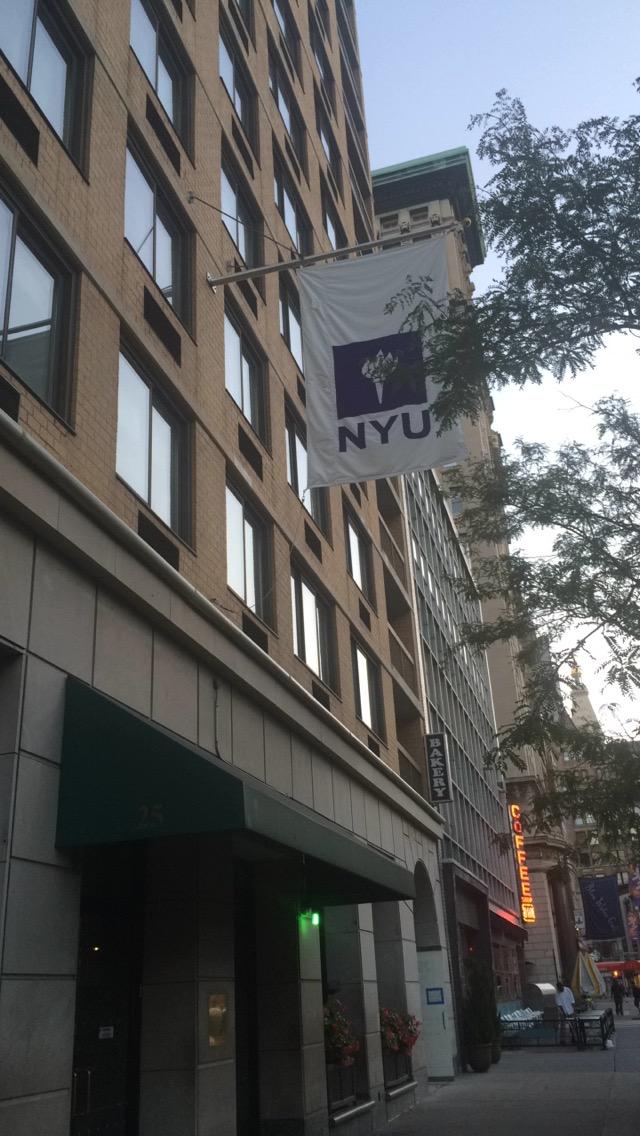 college dorm nyu union square